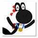 Black Winner Yoshi