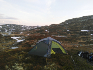 2019-05 Frafjord hike